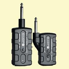 Joyo JW-01 Digital Wireless Guitar Bass 2.4G Transmitter Receiver System AU Plug