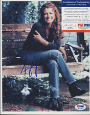 AMY GRANT SIGNED 8X10 PHOTO IN PERSON RARE SIGNATURE COUNTRY LEGEND PSA/DNA