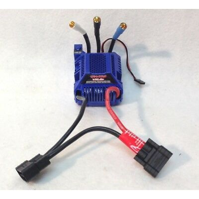 X-MAXX VXL-8S ESC 30+ Volts Brushless Speed Control w/ Fan Velineon Traxxas 3496
