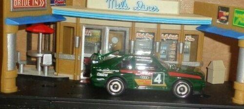 Green Version Details about  /HOT WHEELS Loose /'84 Audi Sport Quattro