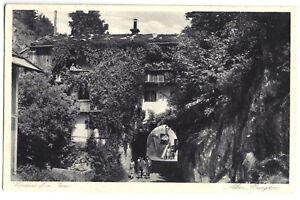 AK-Oberaudorf-a-Inn-Altes-Burgtor-um-1933