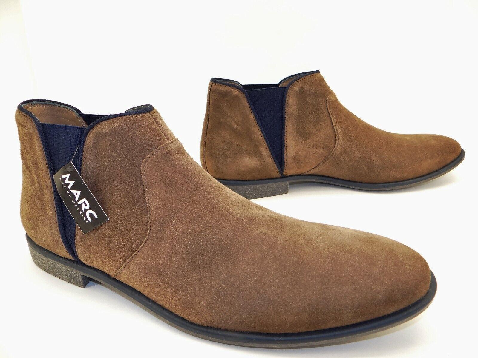 Schuhe Stiefeletten Stiefel Chelsea Herren Marc xCoedB