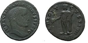 Ancient Qualified Gal Val Maximinus Coins