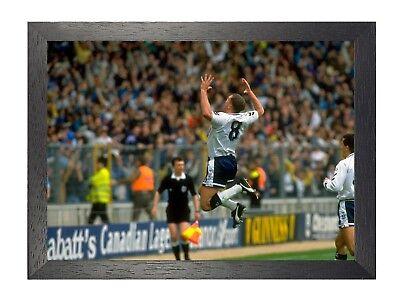 Paul Gascoigne Gazza 4 English Football Player Midfielder Manager Poster Photo