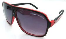Fashion Carrera Brand Aviator Sunglass Matte Red Black Frame Men's&Women Glasses