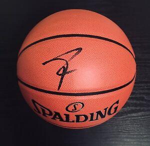 2a7b71edb Image is loading Giannis-Antetokounmpo-Autographed-Spalding-NBA-Basketball- Milwaukee-Bucks-