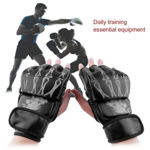 Sparring Grappling Boxing Gloves Muay Thai MMA UFC Fighting Punch Training Mitts