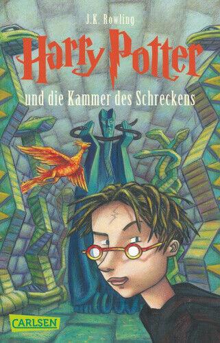 Harry Potter Und Die Kammer Des Schreckens [German] by J. K. Rowling.