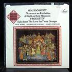 ANTAL DORATI moussorgsky / prokofiev LP VG SR90342 Mercury Living Stereo USA