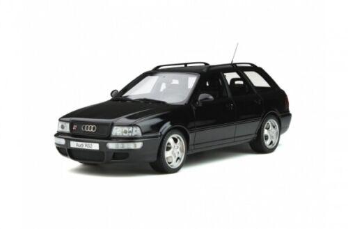 Otto Models 831 Audi RS2 schwarz 1:18 limitiert 1//999 Modellauto