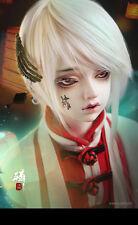 Ghost-Lin boy LIMITED LoongSoul 1/3 boy super dollfie sd13 size bjd