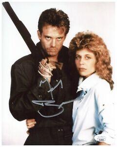 "Michael Biehn Autograph Signed 8x10 Photo - The Terminator ""Reese"" (JSA COA)"