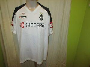 Borussia-Moenchengladbach-Lotto-Spieler-Freizeit-Training-Trikot-034-KYOCERA-034-Gr-XL