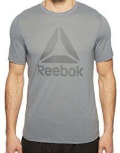 Reebok Men BR04 BR05 Workout Ready Training Speedwick US Supremium Short Sleeve
