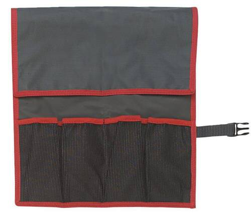 4 Pockets For Pliers etc FACOM N.38A-4B EMPTY TOOL ROLL WALLET Bag