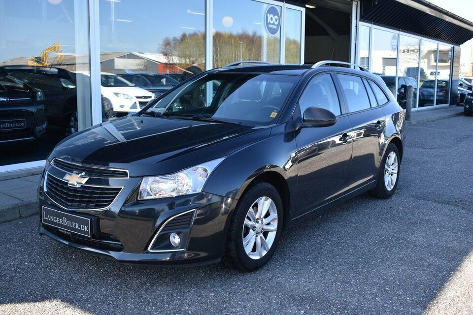 Chevrolet Cruze 1,8 LT stc. Benzin modelår 2013 km 123000