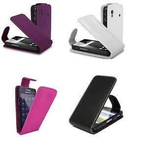 Pour-Samsung-Galaxy-Ace-S5830-S5839i-Etui-Housse-Cuir-PU-1-Film-de-protection