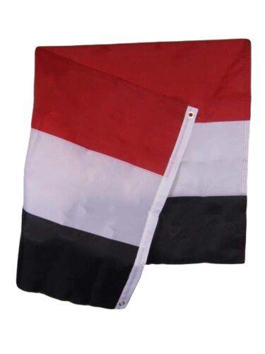 3x5 Embroidered Egypt Egyptian Country Premium Quality 220D Nylon Flag 3/'x5/'