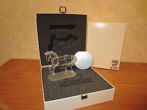 SWAROVSKI-NEW-Pur-Sang-Arable-Arabian-Stallion-221609-L-10-6cm