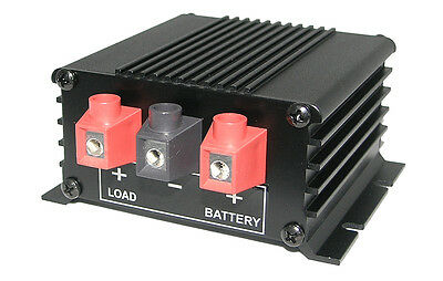 SAMLEX BBM-1225 BATTERY BACKUP BATTERY PACK DC POWER 12 V POWER SUPPLY CHARGER