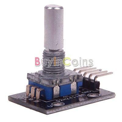 1x KY-040 360degree Rotary Encoder Module Brick Sensor Rotarion Count f. Arduino