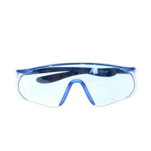 1 STÜCK Blau Schutzbrille Brille Transparente Brille Für Kinder Spiel S3H WZ W0H