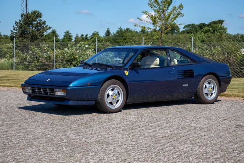Ferrari Mondial t - 2