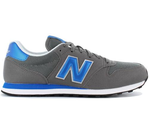 New Sneaker Uomo Classics 500 Grigio Balance Da Scarpe Ginnastica Gm500ksr Gm500 grqgHw7xWC