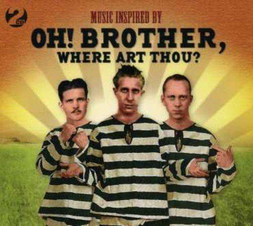 1 of 1 - Various Artists - Music Inspired By Oh Brother, Whe... - Various Artists CD IIVG