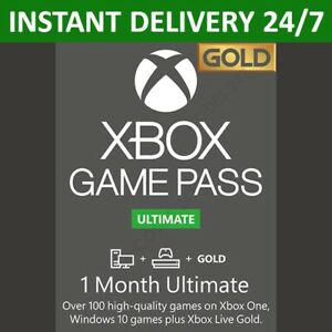 Xbox-Live-1-Month-Gold-amp-Game-Pass-Ultimate-Membership-2x-14-Day-Pass-INSTANT