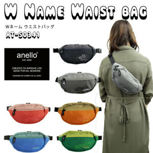 Details About 100 Authentic Anello Funny Bag At S0341 From An F S