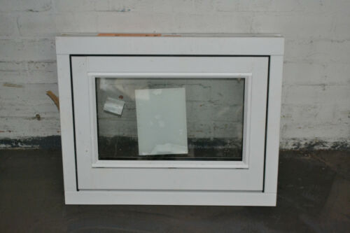 Brand New Flush Casement Clear Glazed Timber Window 643mm x 513mm Non Opener