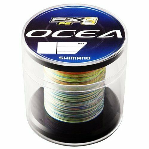 Shimano Shimano pe linee oshia Ex8 CONCEPT MODEL 600 METRI 1.5 NO. 33.0Lb Mul