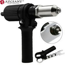 Rivet Gun Adaptor for Cordless Drill Electric Nut Riveting Riveter Insert Tool