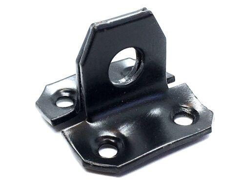 Hook /& Eye Gate Catch  // Door Latch Cabin Hooks Jap Black 150mm 6 inch 346