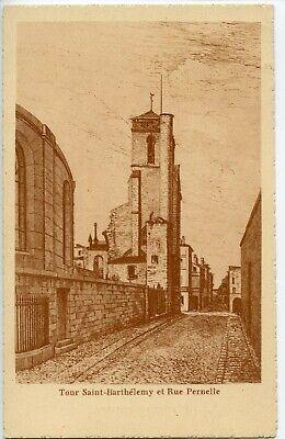 Carte Postale Liberation De La Forteresse De La Rochelle 8 Mai 1945 Stevige Constructie
