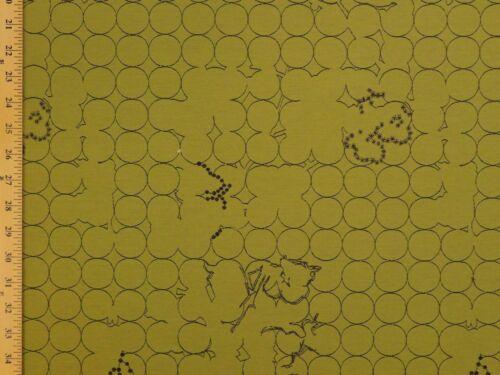 Maharam Layers Vineyard Small Geometric Abstract  Olive green  Upholstery Fabric
