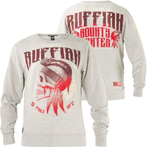 YAKUZA PREMIUM Sweatshirt YPP-2724 Grau Sweatshirts
