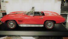 1967 Corvette Sting Ray L88 Convertible - 1:12 Scale Franklin Mint - BNIB