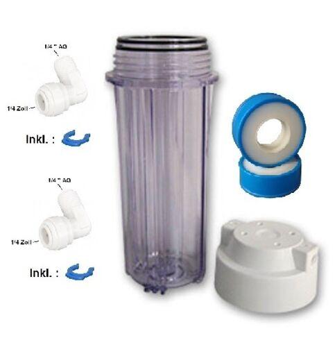 Filtre Boîtier 10 in accessoires Filtre A Eau Installation Osmose Inverse Osmose Inverse