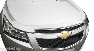 Para-Chevrolet-Cruze-622049-cromo-campana-Escudo-Bug-Guardia-Trim-2011-2013