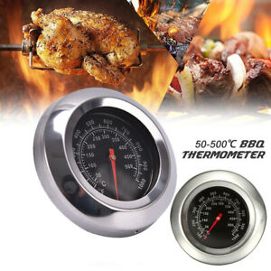 Gage-Barbecue-Smoker-Dial-Temp-Grill-Thermometer-Instant-Read-BBQ-Food-Meat