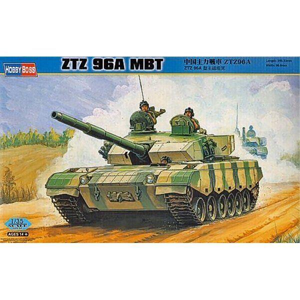 HobbyBoss 82464 ZTZ 96A Main Battle Tank  1/35 scale plastic model kit