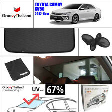1 PC BACK REAR WINDSCREEN FOLDABLE CURTAIN SUN SHADE FIT FOR TOYOTA CAMRY XV50