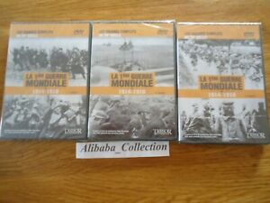 Nuevo-Lote-DVD-Grandes-Conflictos-20e-sobre-1ere-Guerra-Mundial-1914-1918