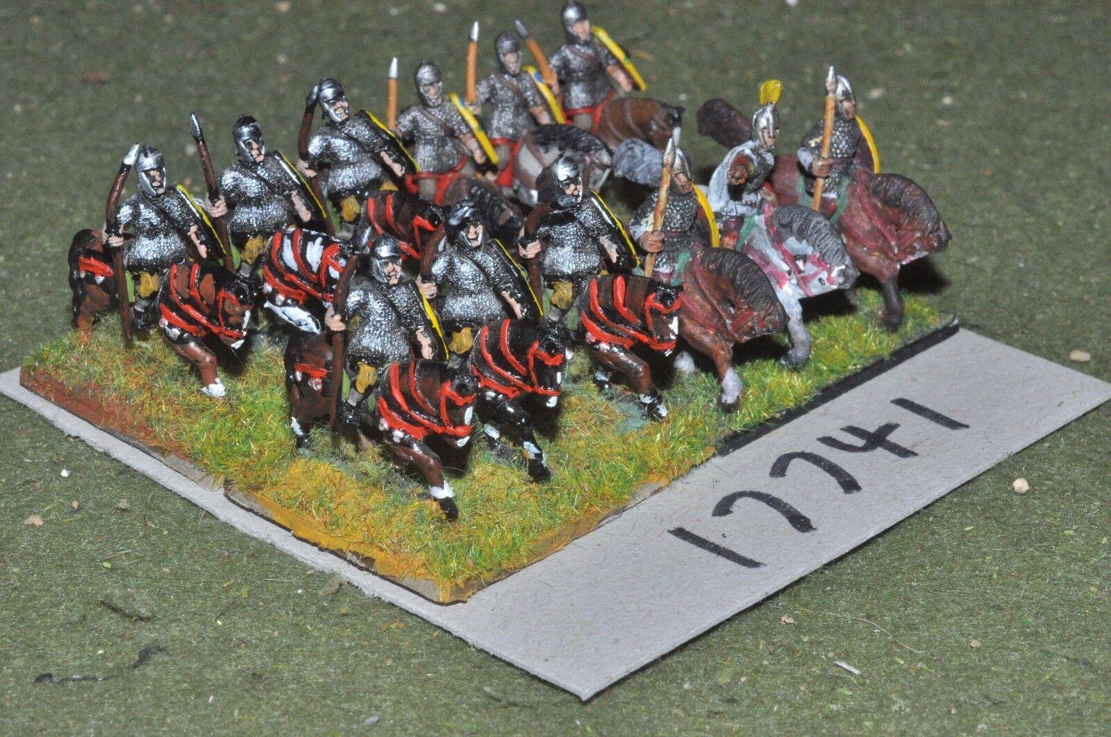 15mm roman era   roman - cavalry 12 cavalry - cav (17741)