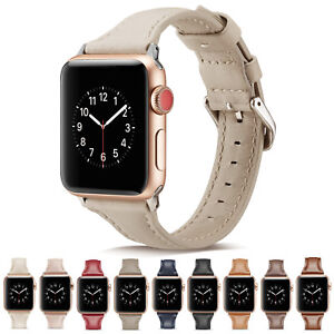 40-44mm-Slim-iWatch-Leather-Band-Women-Strap-for-Apple-Watch-Series-6-5-4-3-1-SE