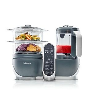 Babymoov-Nutribaby-Processor-of-Food-for-Baby-Steam-Y-Mixer-New