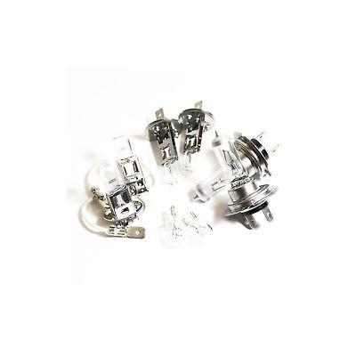 Vauxhall Signum H7 501 100w Clear Xenon HID Low//Side Headlight Bulbs Set