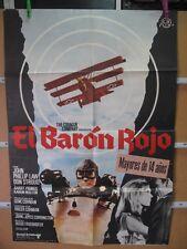 524     EL BARON ROJO ROGER CORMAN JOHN PHILIP LAW